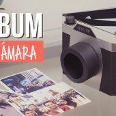 ¡Álbum para tus fotos, fácil!
