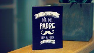 Feliz día del padre...
